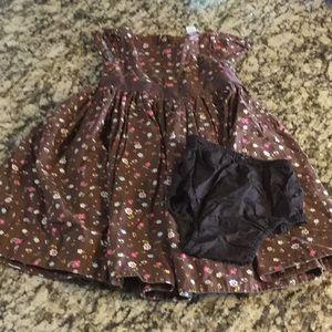 Little girls GAP dress 3T